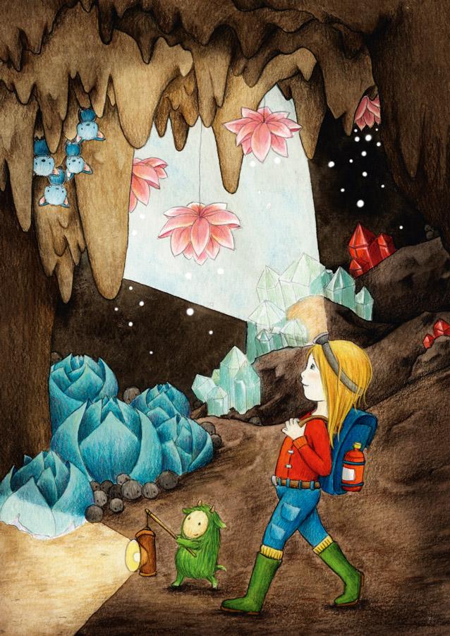 Die Höhlenforscher