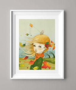 Das Herbstmädchen