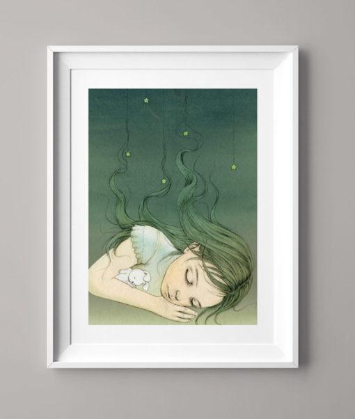 Das Sternenschlafmädchen