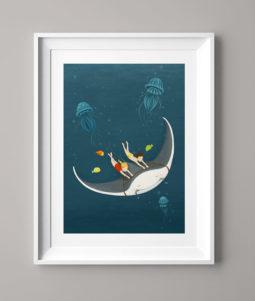 Die Unterwasserbande