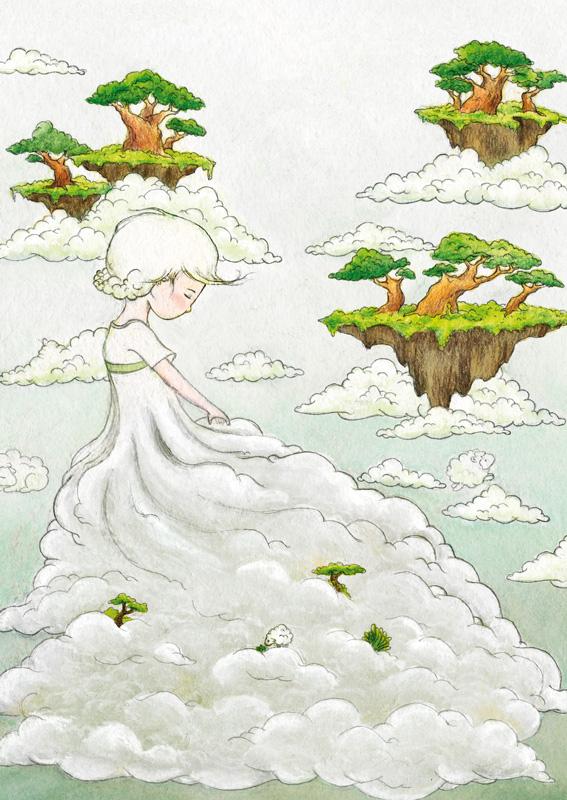 Das Wolkenmädchen