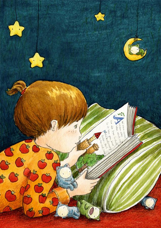 Das Lesemädchen