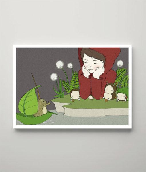 Das Kastanienmädchen
