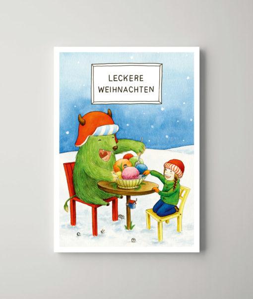 Leckere Weihnachten