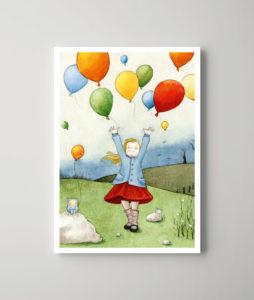 Das Luftballonmädchen