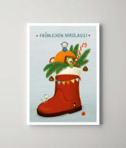 Fröhlichen Nikolausi