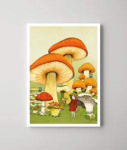Das Pilzmädchen