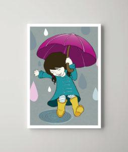 Das Regenmädchen
