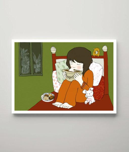 Das Schokoladenmädchen