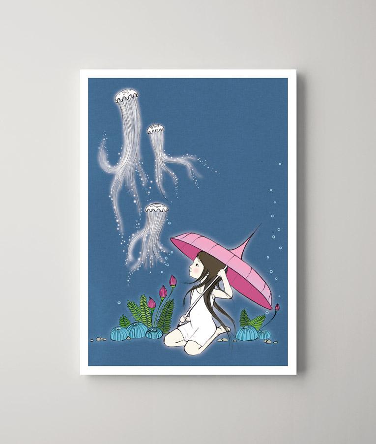 Das Unterwassermädchen
