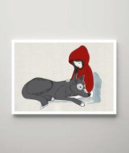 Das Wolfmädchen