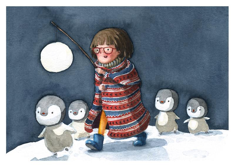 Die Pinguinbande