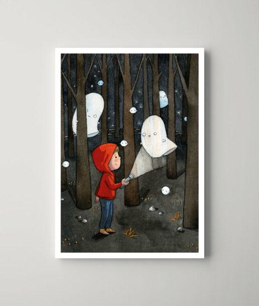 Die kleinen Waldgeister