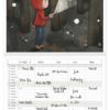Beispielbild Kalendarium