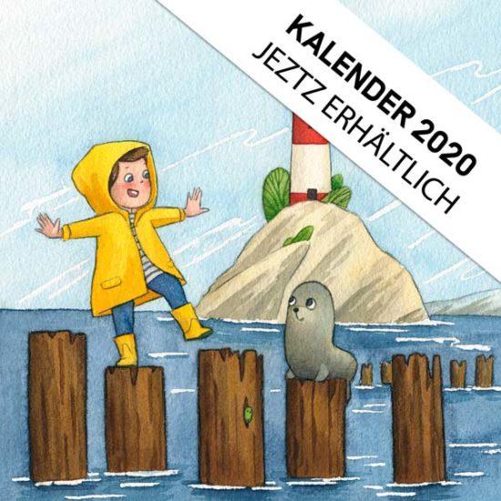 Kinderkalender 2020 erhältlich