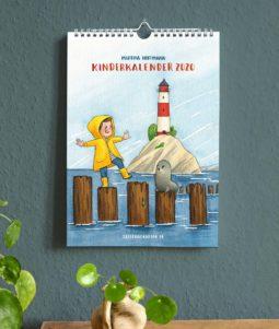 Kinderkalender 2020 - Produktdarstellung