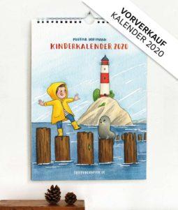 Kinderkalender 2020 Vorverkauf