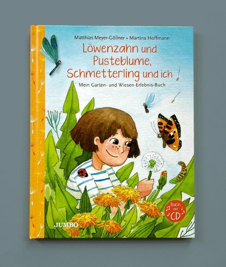 Loewenzahn und Pusteblume