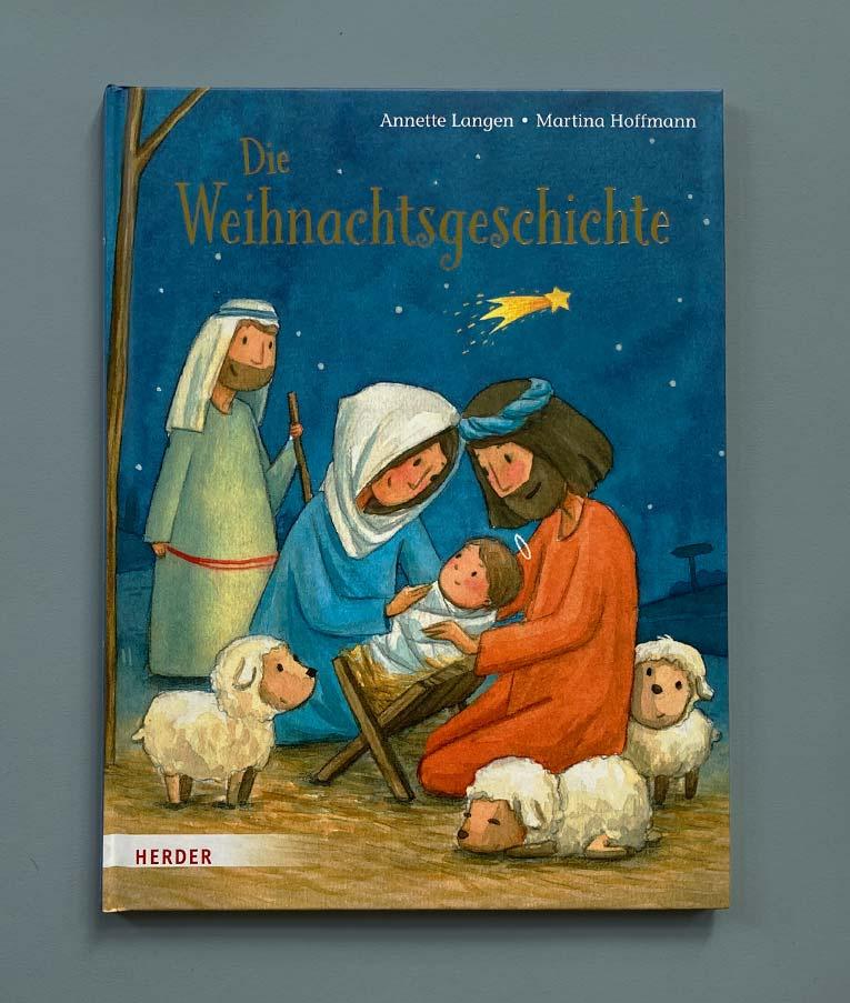 Weihnachtsgeschichte Titel